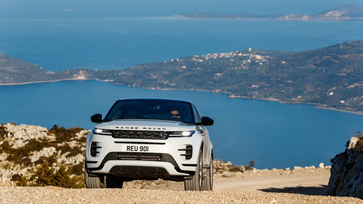 La Range Rover Evoque regresa a México