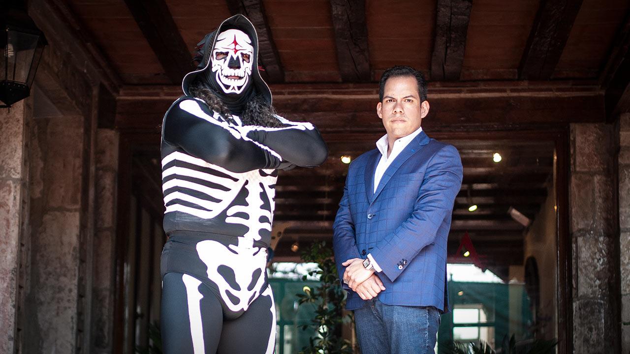 La alianza AAA-TV Azteca llevará a la lucha libre a pelear por nuevas audiencias