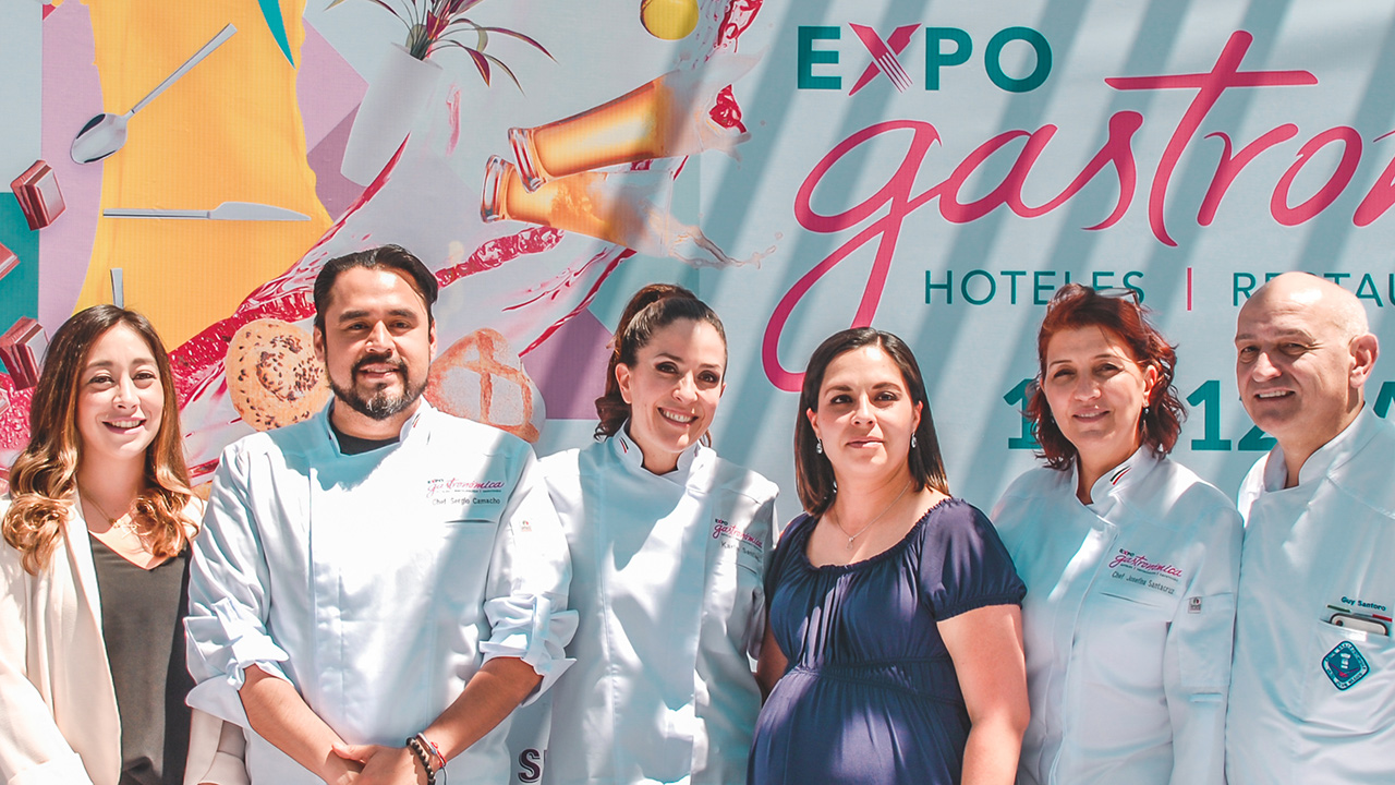 Expo Gastronómica: El mundo del 'food service' en un solo lugar