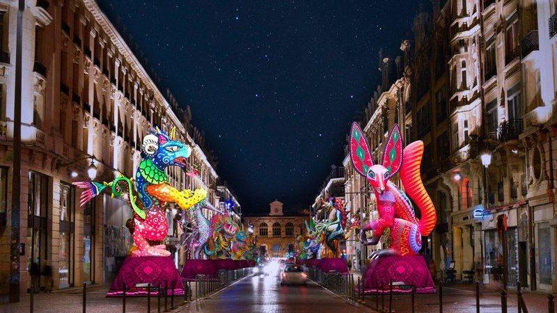Alebrijes revivirán el mito de 'El Dorado' en Lille, Francia