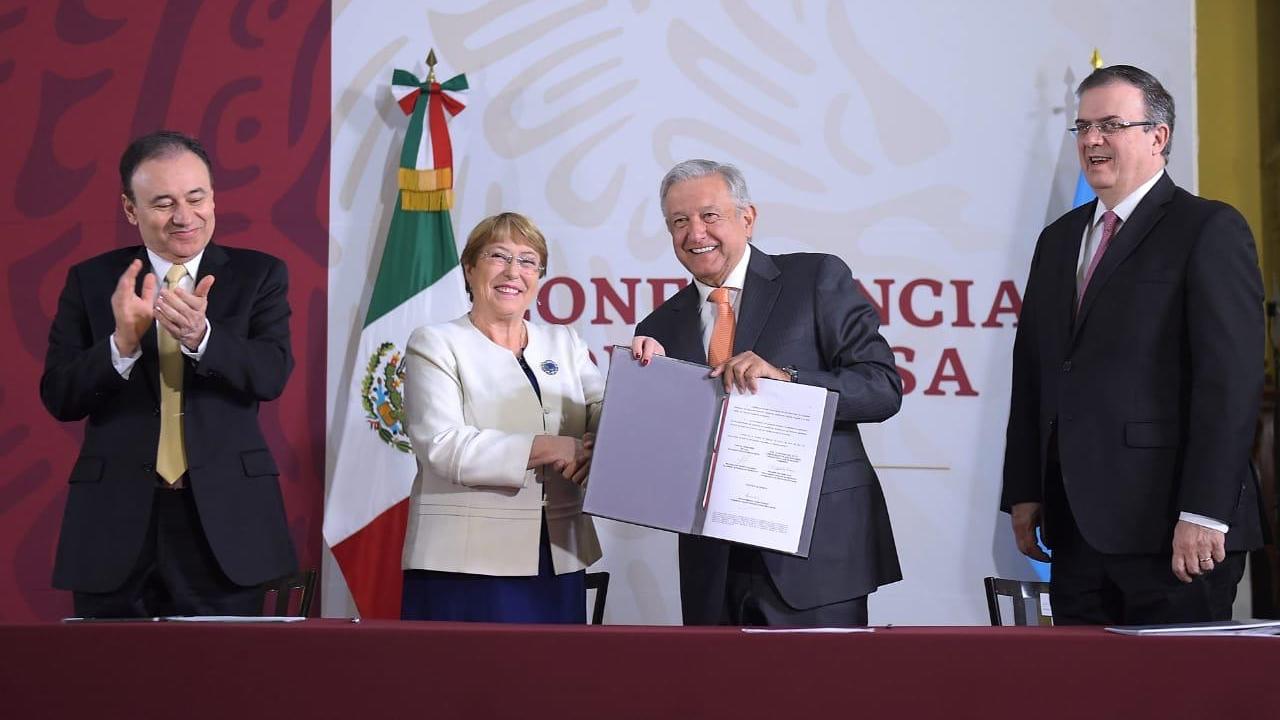 ONU capacitará a Guardia Nacional; Bachelet señala pendientes en seguridad