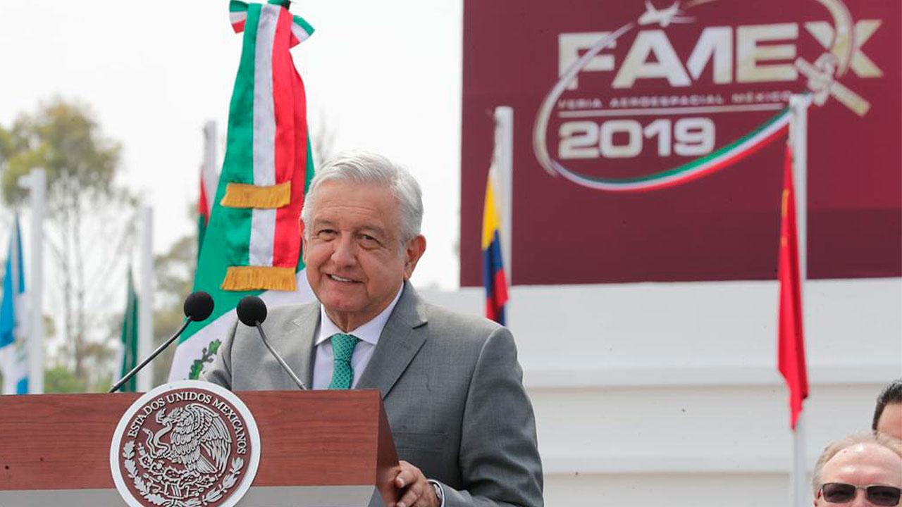 Construcción del aeropuerto en Santa Lucía inicia este lunes: AMLO