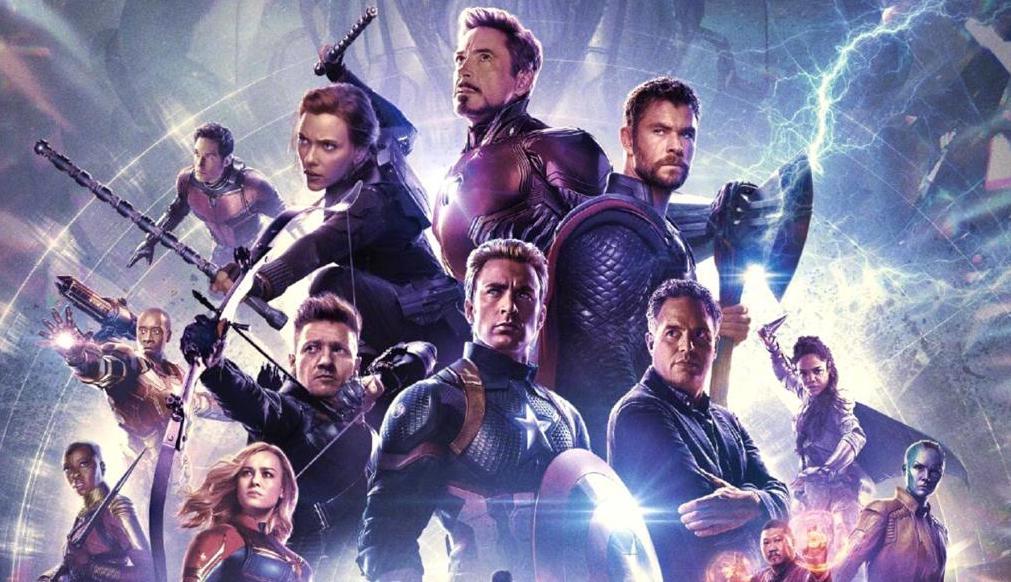 Avengers Endgame preventa