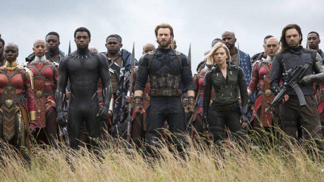 Avengers: Endgame películas