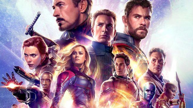 Avengers: Endgame' con las películas disponibles en Netflix superhéroe millones de dólares
