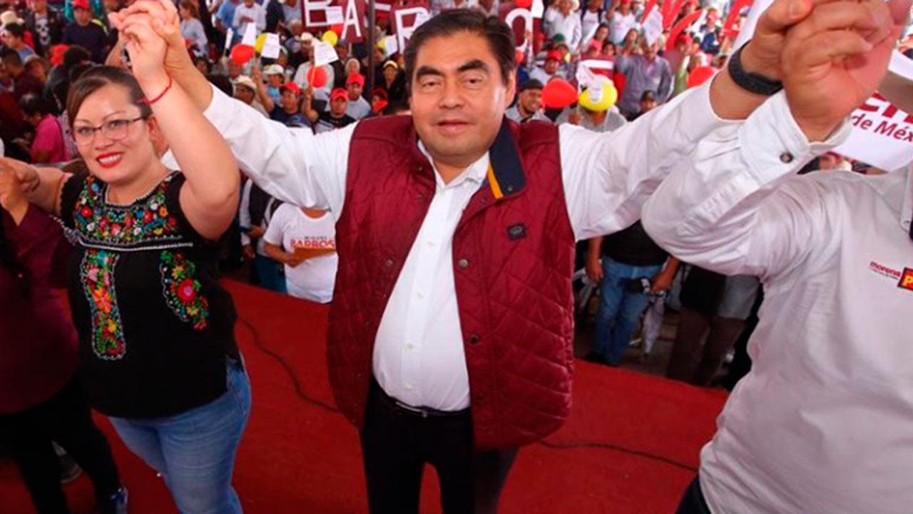 Análisis | Barbosa debe victoria en Puebla al abstencionismo y sus aliados