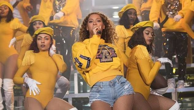 Beyoncé Netflix