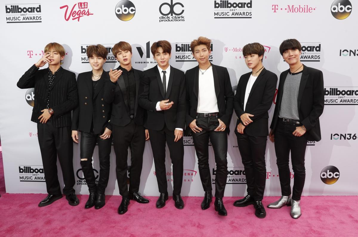 Una boyband es igual de famosa que el presidente de Corea: Time