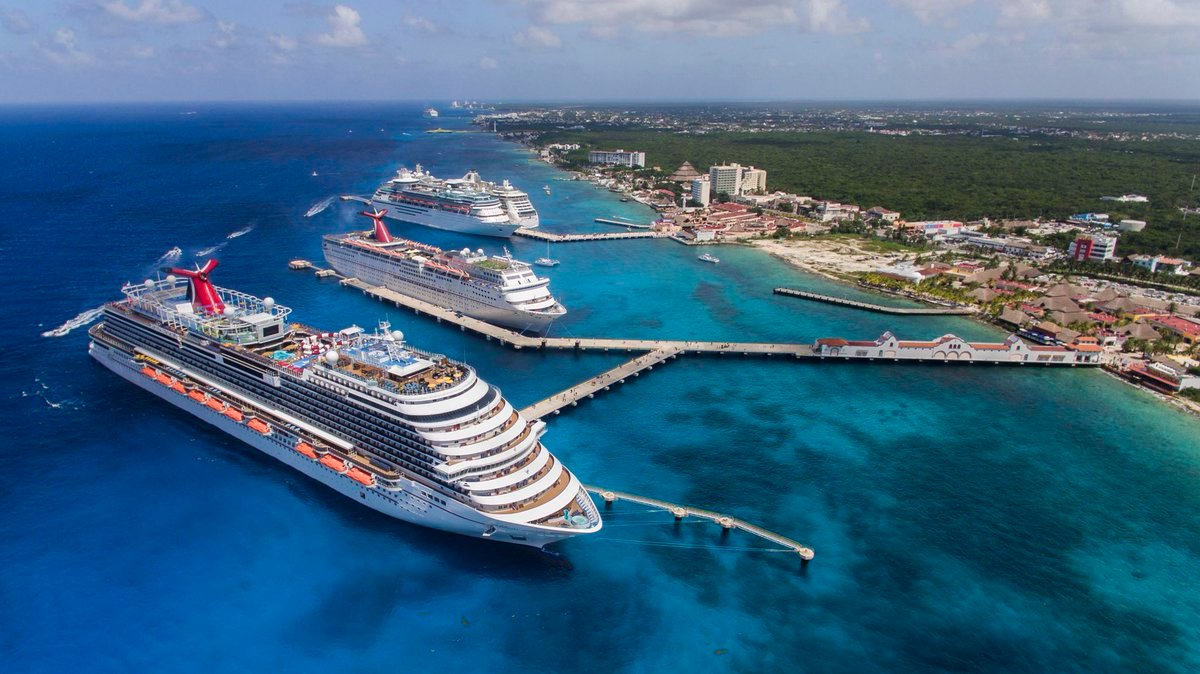 México quiere ser el principal destino de cruceros en el mundo