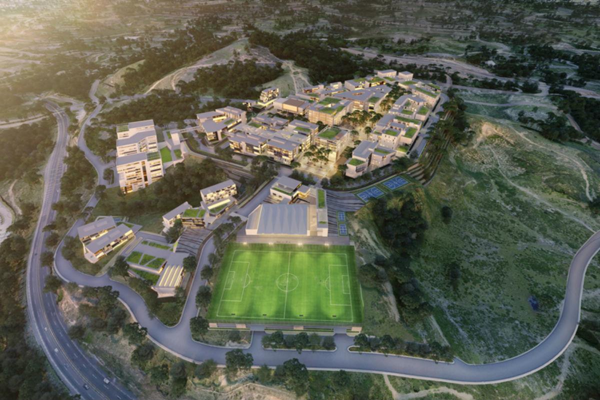 Así será la Ciudad UP de la Universidad Panamericana