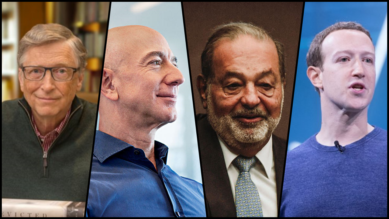 ¿Qué religión profesan los millonarios de la lista Forbes? • Forbes México