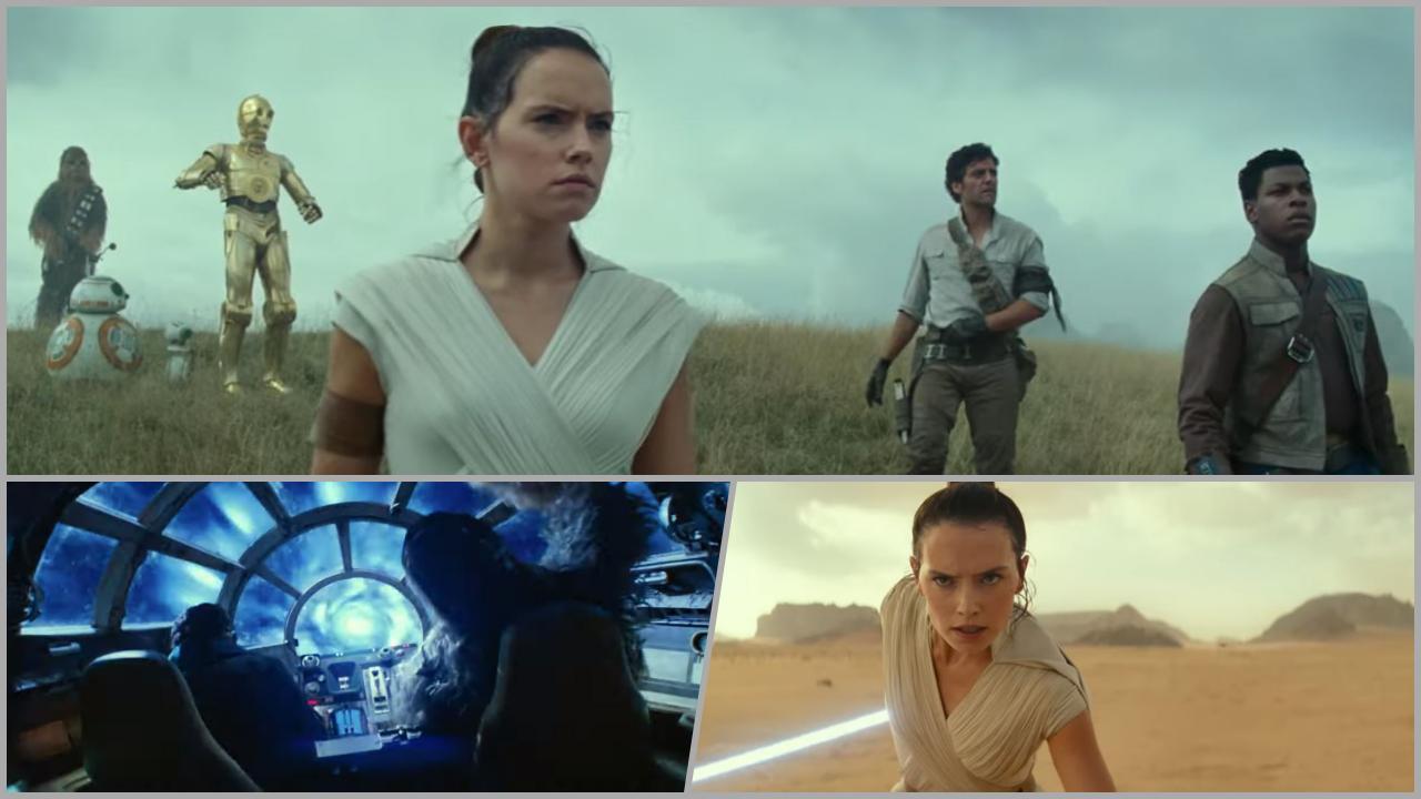 Star Wars Episodio IX ya tiene título y su primer tráiler revela el retorno de un villano