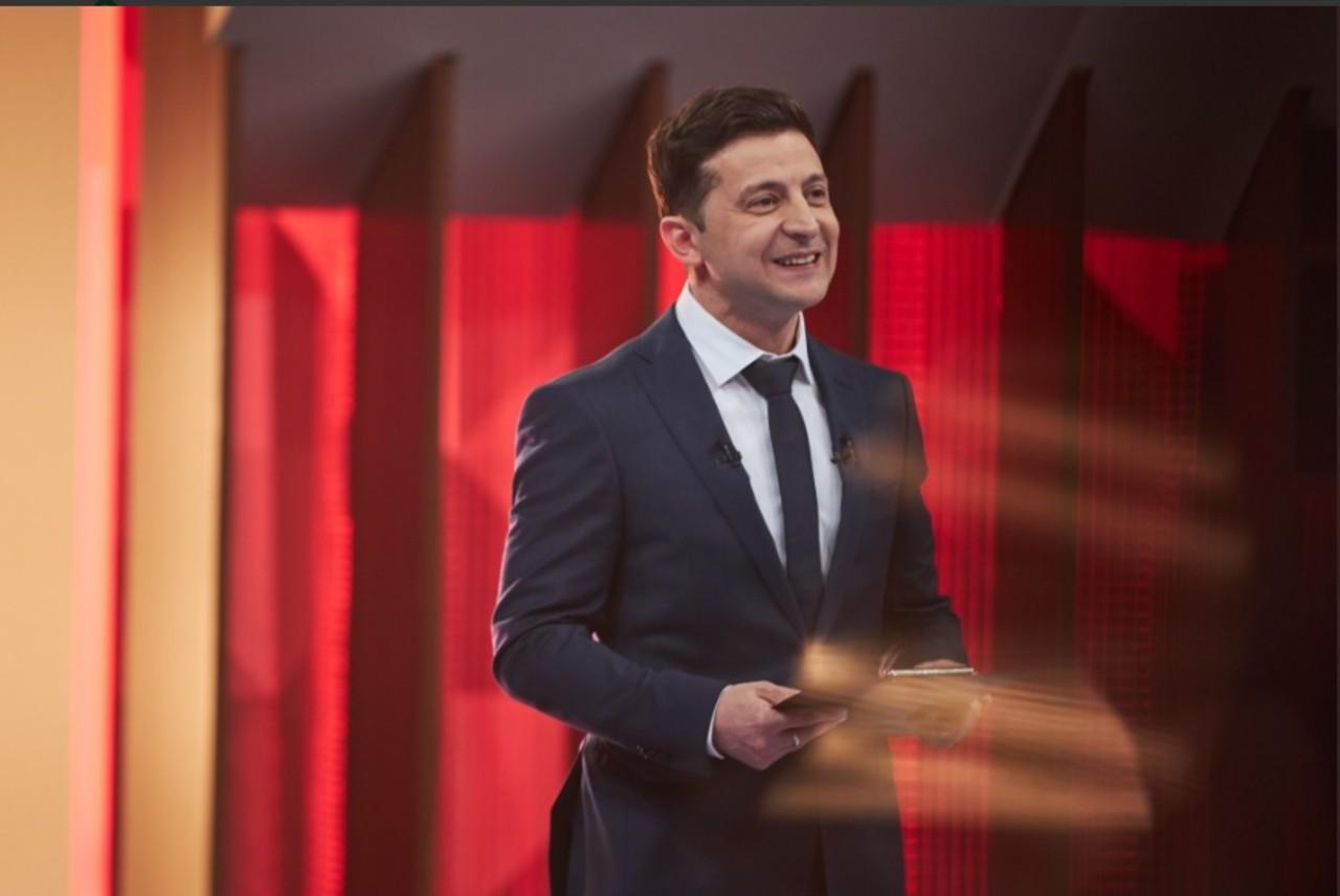El comediante Volodymyr Zelenskiy gana la elección presidencial en Ucrania