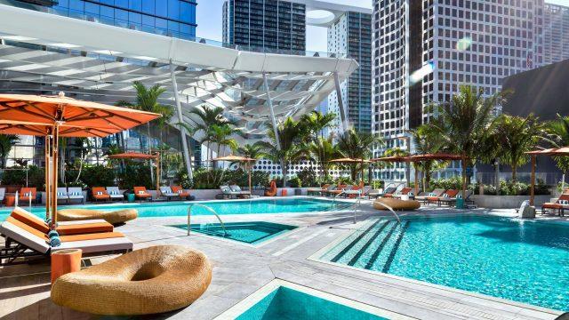 El hotel EAST Miami deja huella en la hospitalidad sustentable
