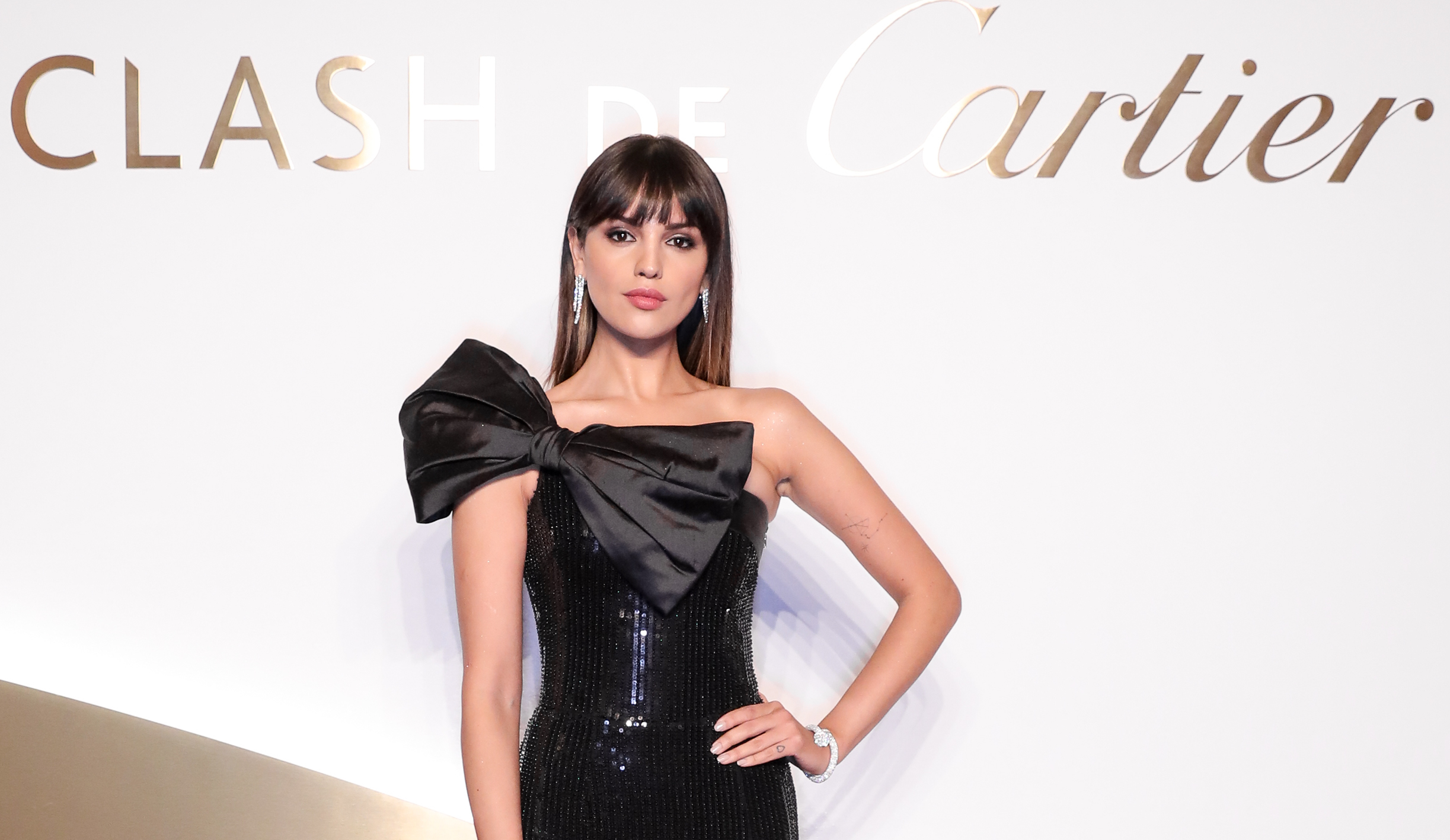 Eiza González es la nueva embajadora de Cartier
