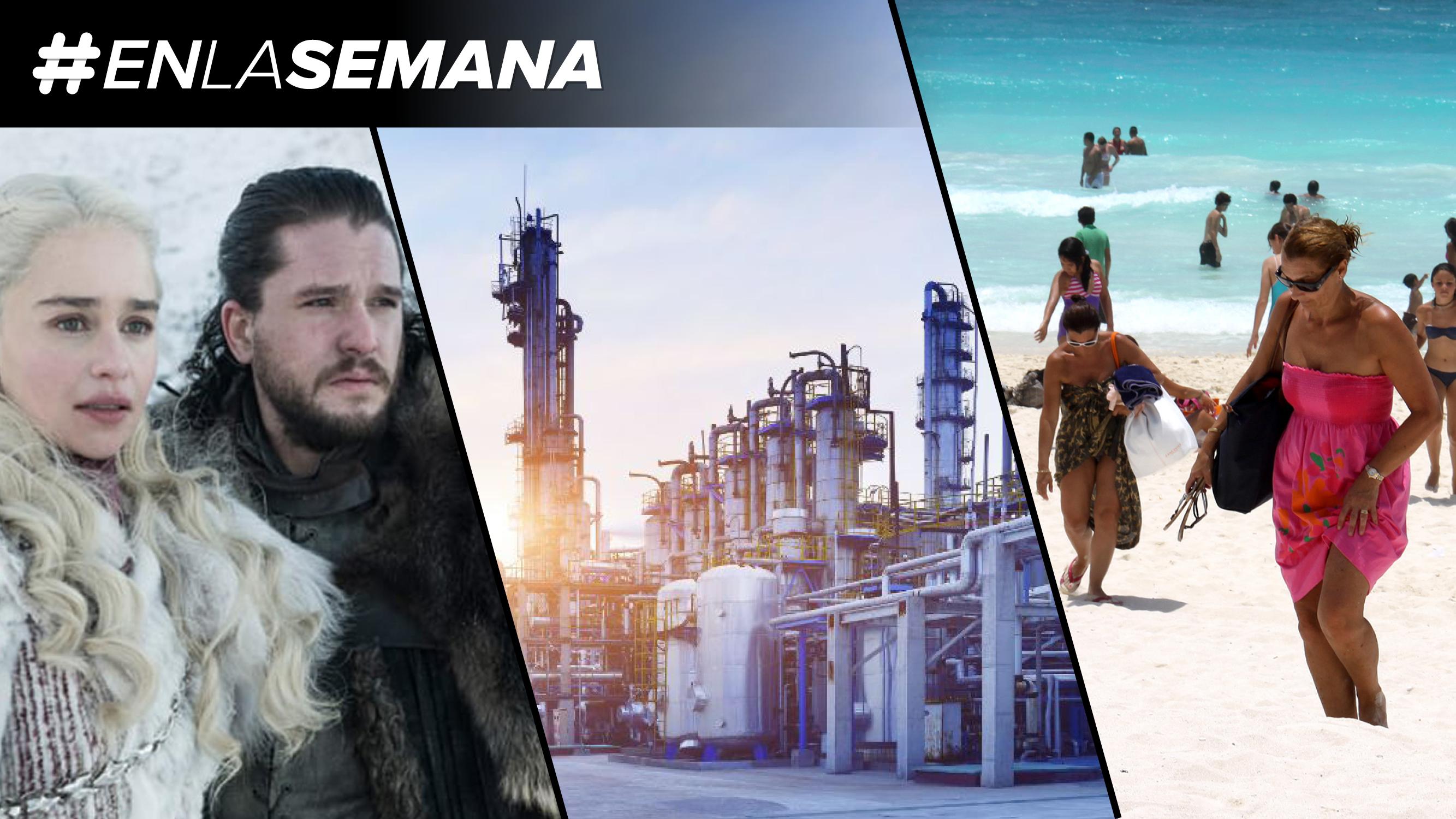 Agenda Forbes | Inicia el 'Juego de Tronos' y el de la refinería en Dos Bocas
