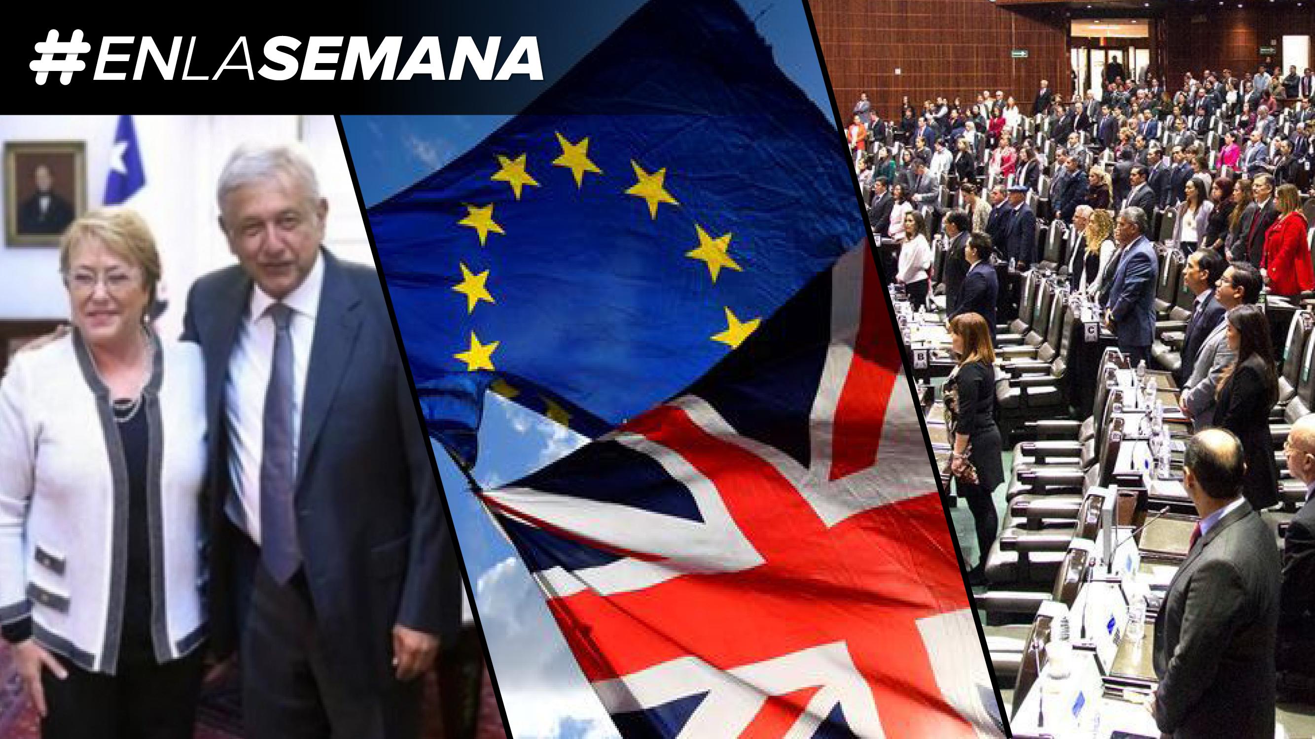 Agenda Forbes | La reforma que viene; AMLO se reúne con Bachelet; y nuevo punto de quiebre para el Brexit