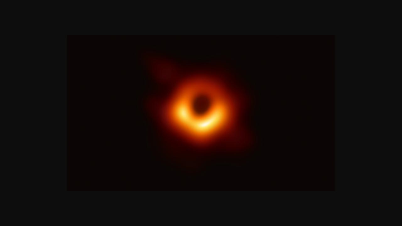 Fotogalería | Así se ve el primer agujero negro fotografiado