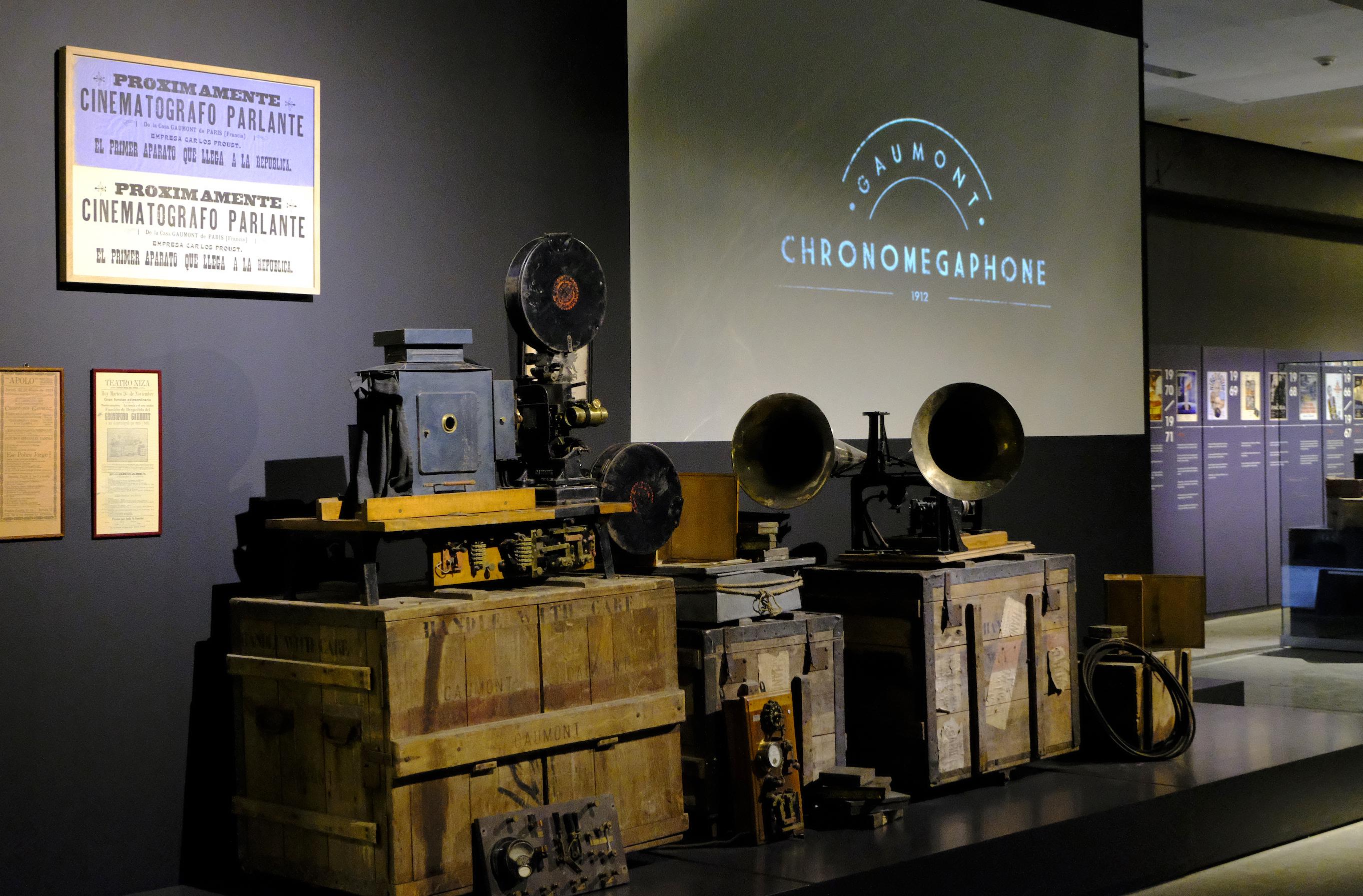 La Cineteca Nacional estrena exposición: 'Gaumont, desde que existe el cine'