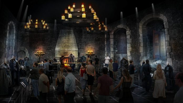 ¿Estás listo para conocer Westeros? Reserva el 'Game of Thrones Studio Tour'