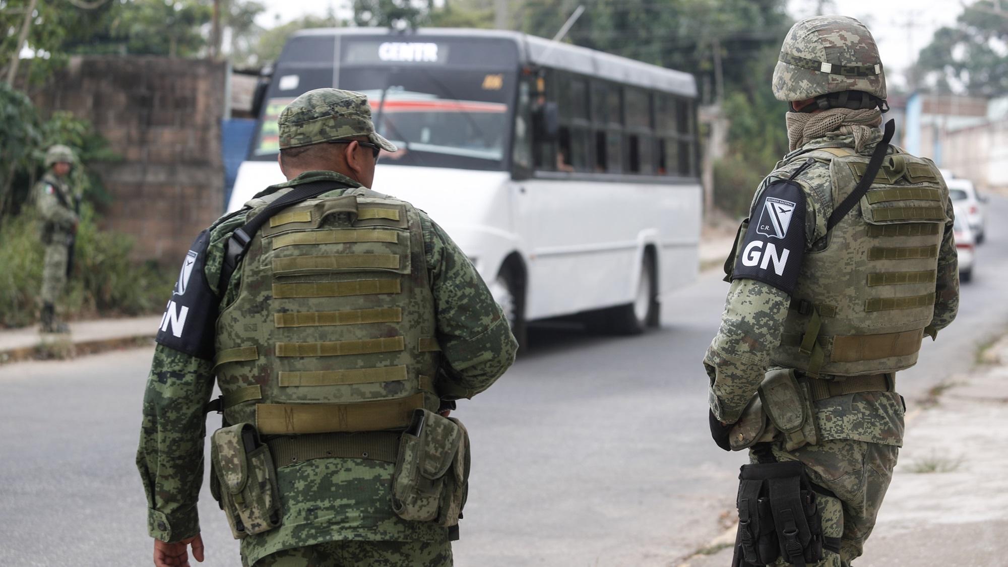 Diputados avalan leyes reglamentarias de la Guardia Nacional