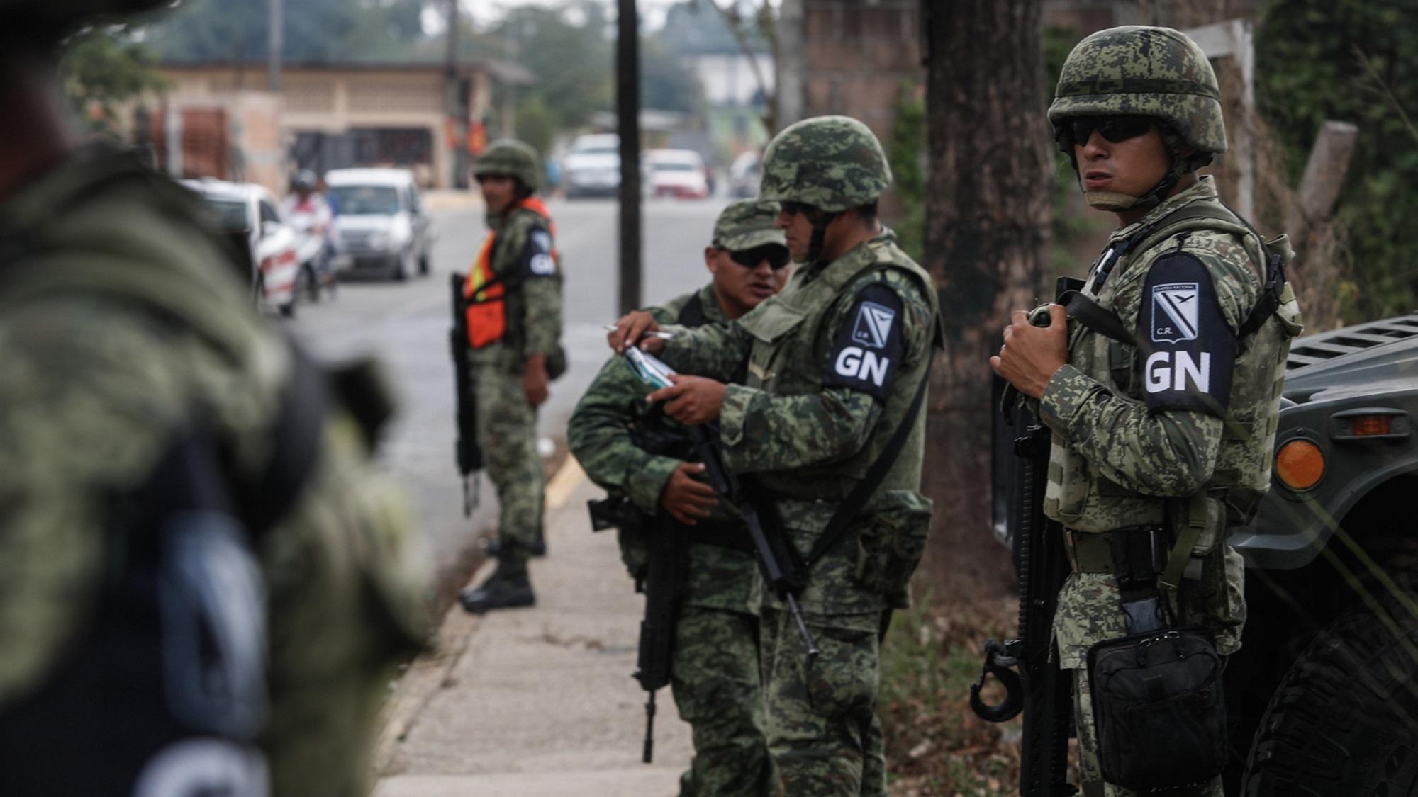 Guardia Nacional iniciará operaciones de manera inmediata en Morelos