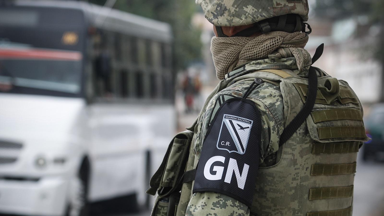 Leyes secundarias de Guardia Nacional atentan contra libre manifestación: ONU