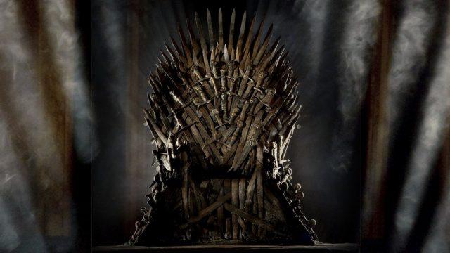 Game of Thrones Trono de Hierro Ciudad de México