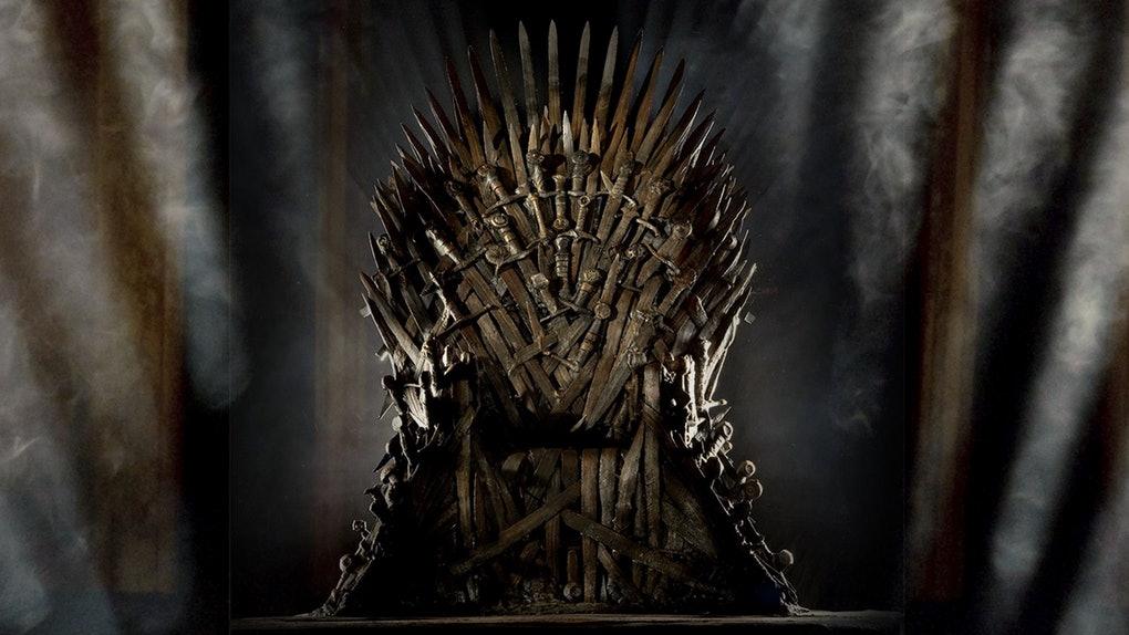 El Trono de Hierro de Game of Thrones llega a la Ciudad de México