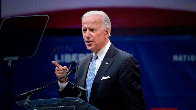 Joe Biden victoria