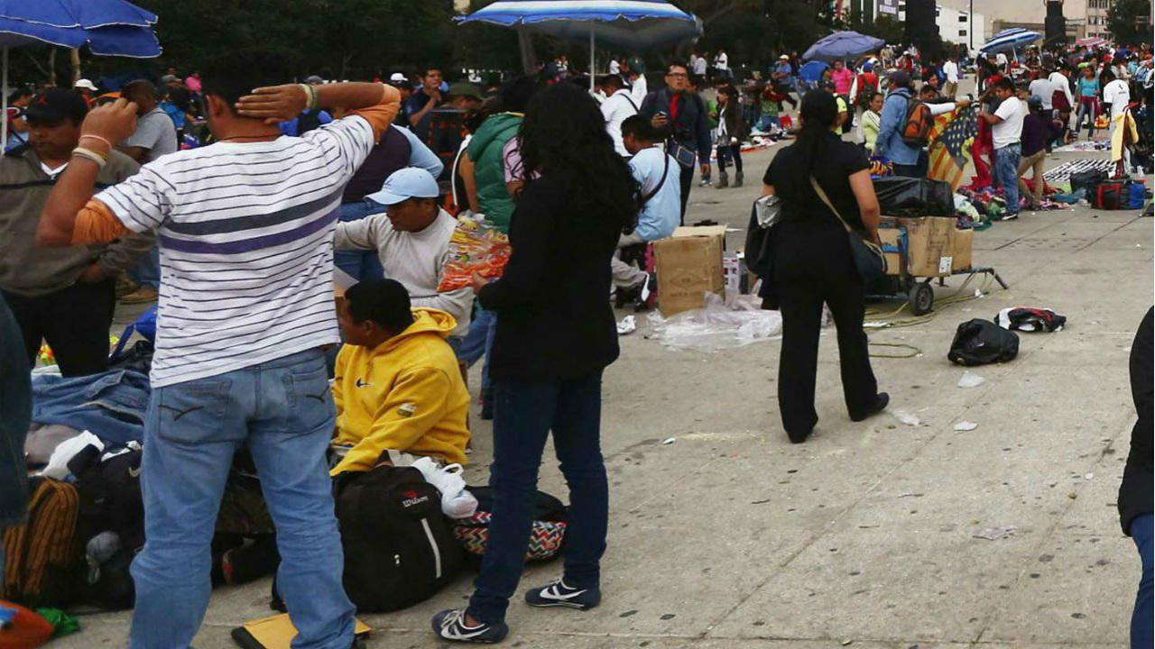 Ir a educación-2012, criticable, más no tragedia