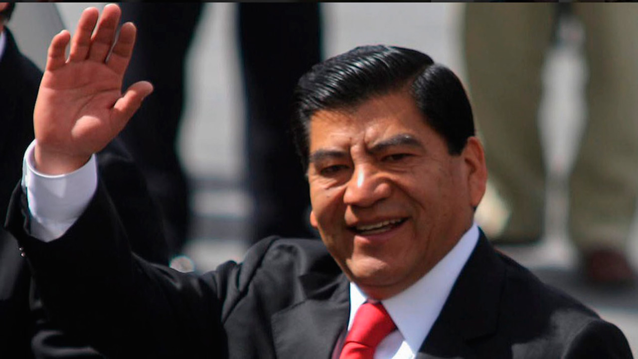 Detienen al exgobernador Mario Marín, acusado por la presunta tortura de Lydia Cacho
