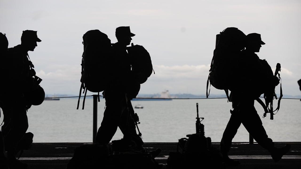 Gobieno envía a Yucatán 5,000 militares ante la llegada del huracán Delta