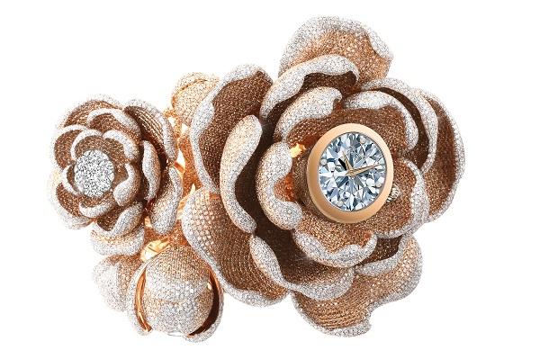 Cuánto cuesta el reloj con más diamantes en el mundo