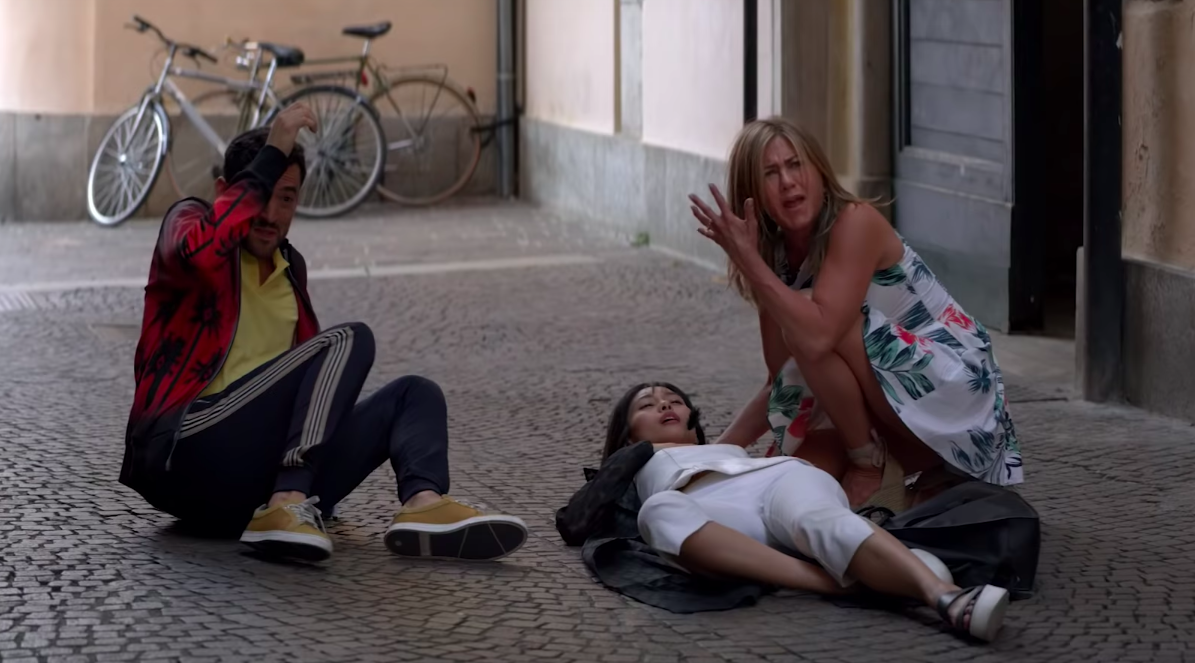 Netflix presenta el trailer de 'Murder Mystery' con Luis Gerardo Méndez
