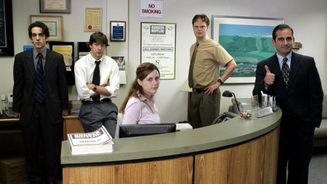Netflix The Office Friends