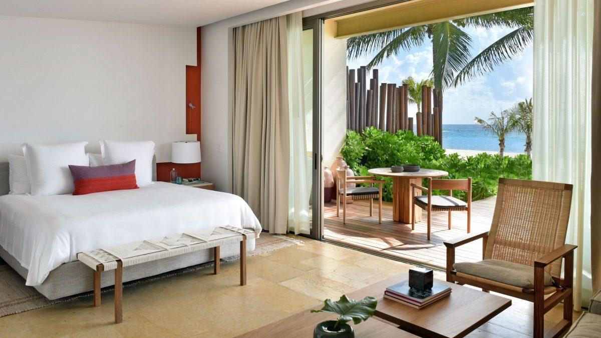 Cuánto cuesta hospedarse en el hotel más lujoso de México