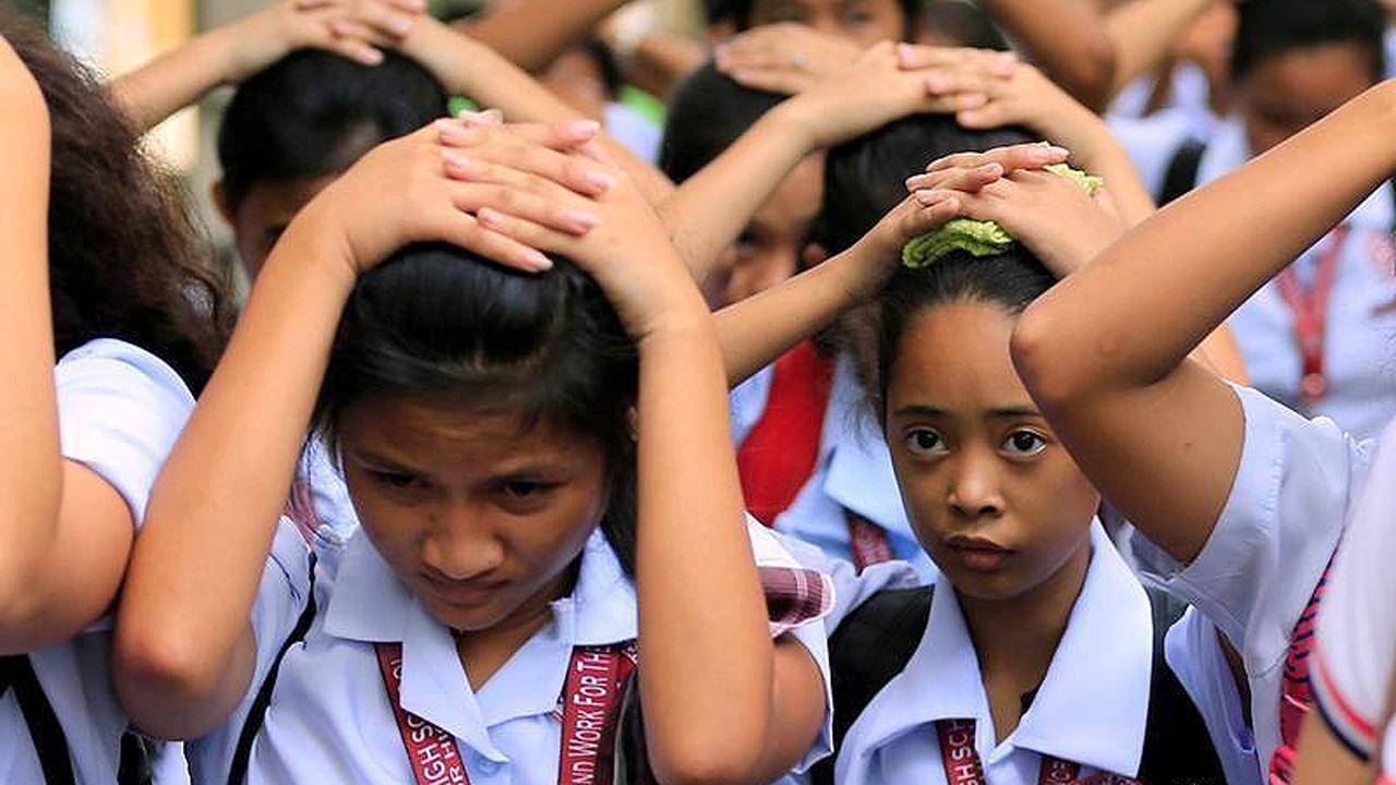 Filipinas: cinco muertos tras derrumbes por sismo de 6.3 grados