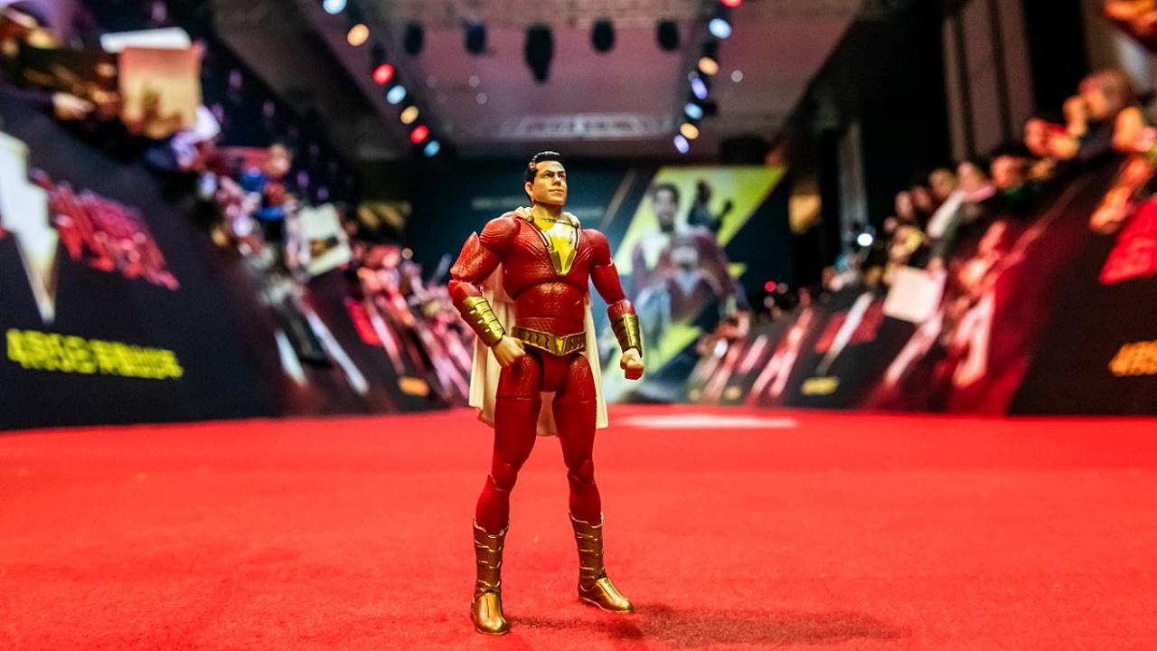 'Shazam!' supera expectativas y encabeza la taquilla norteamericana