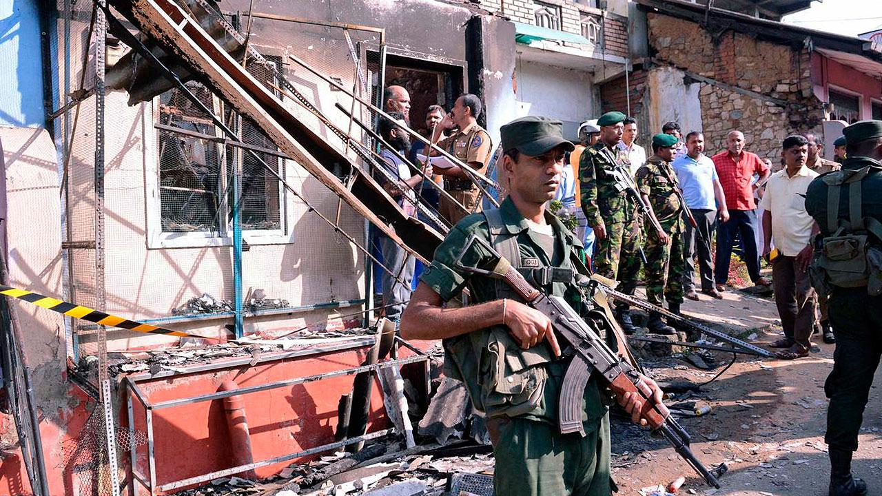 Estado Islámico se adjudica los atentados en Sri Lanka