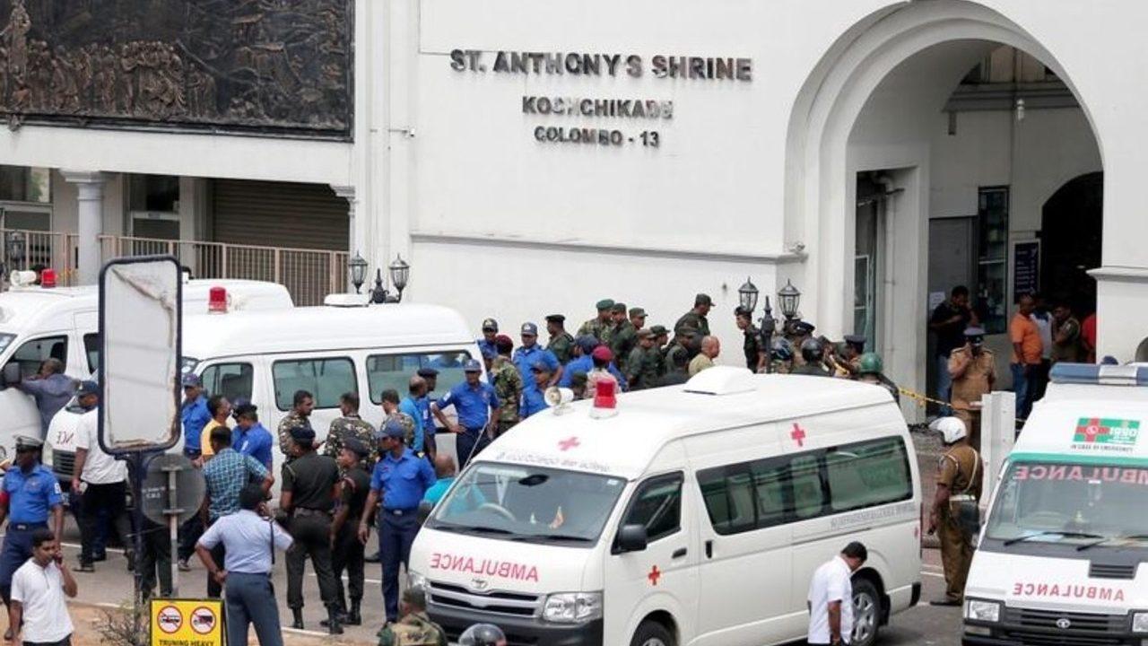 Ataques con bombas en Sri Lanka dejan al menos 200 muertos y 450 heridos