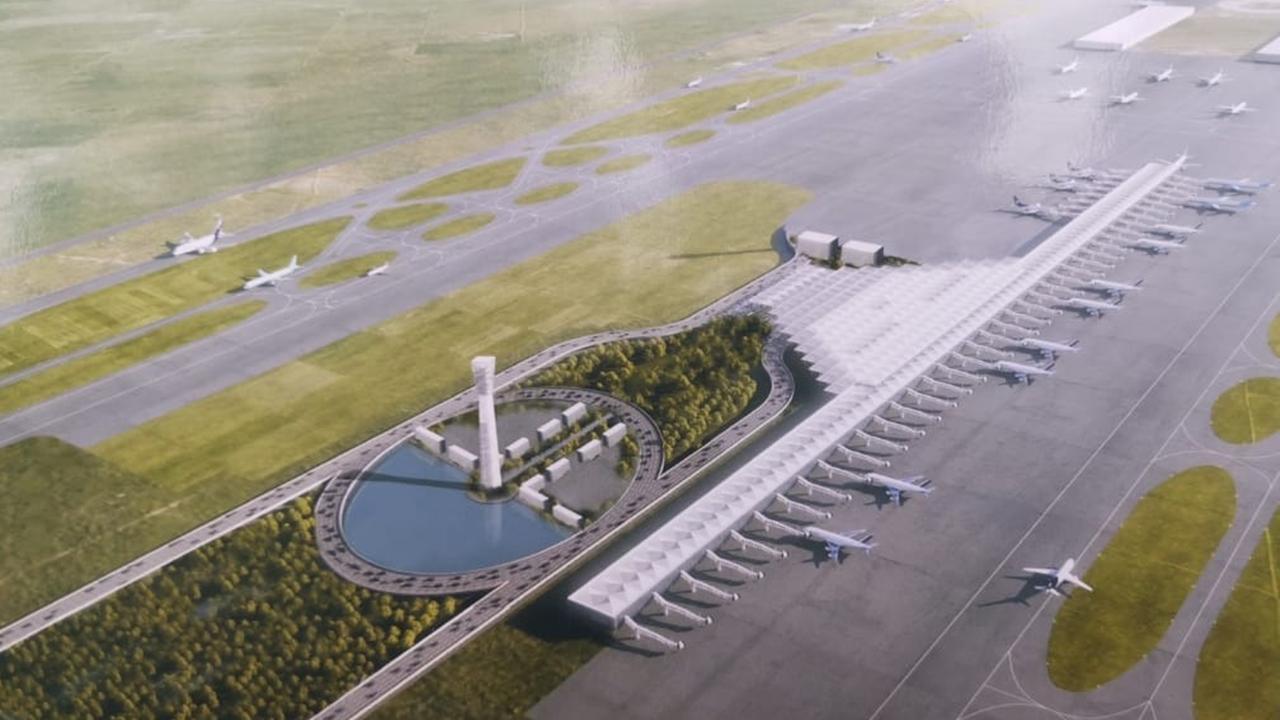 AMLO aplicaría facultad del Estado ante amparos vs. aeropuerto en Santa Lucía