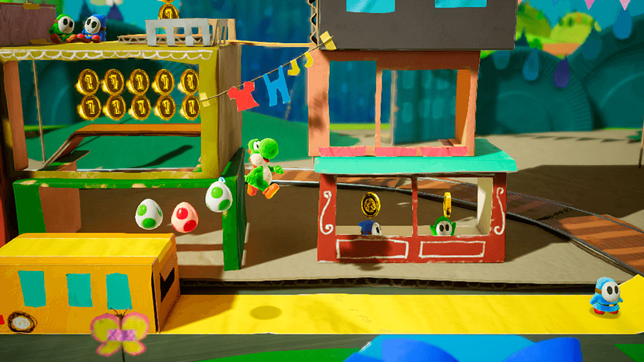 'Yoshi's Crafted World', el regreso a un mundo adorable