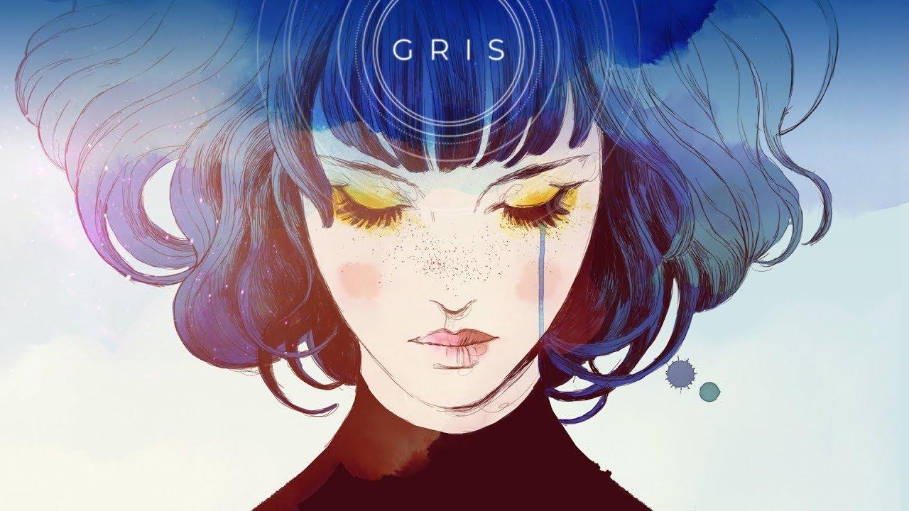 Gris, un paso natural del arte a los videojuegos