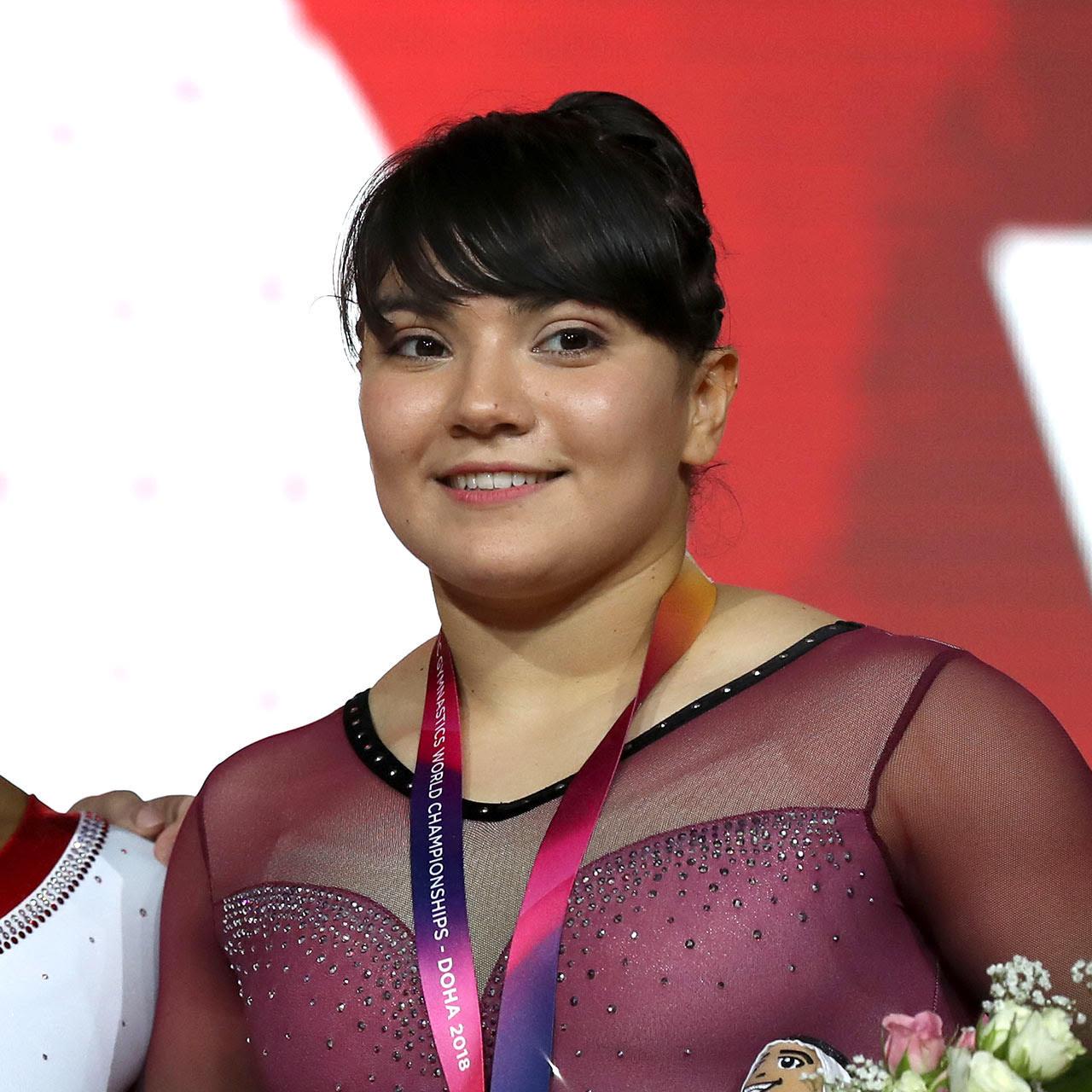 Alexa Moreno asegura su lugar para los Juegos Olímpicos de Tokyo 2020