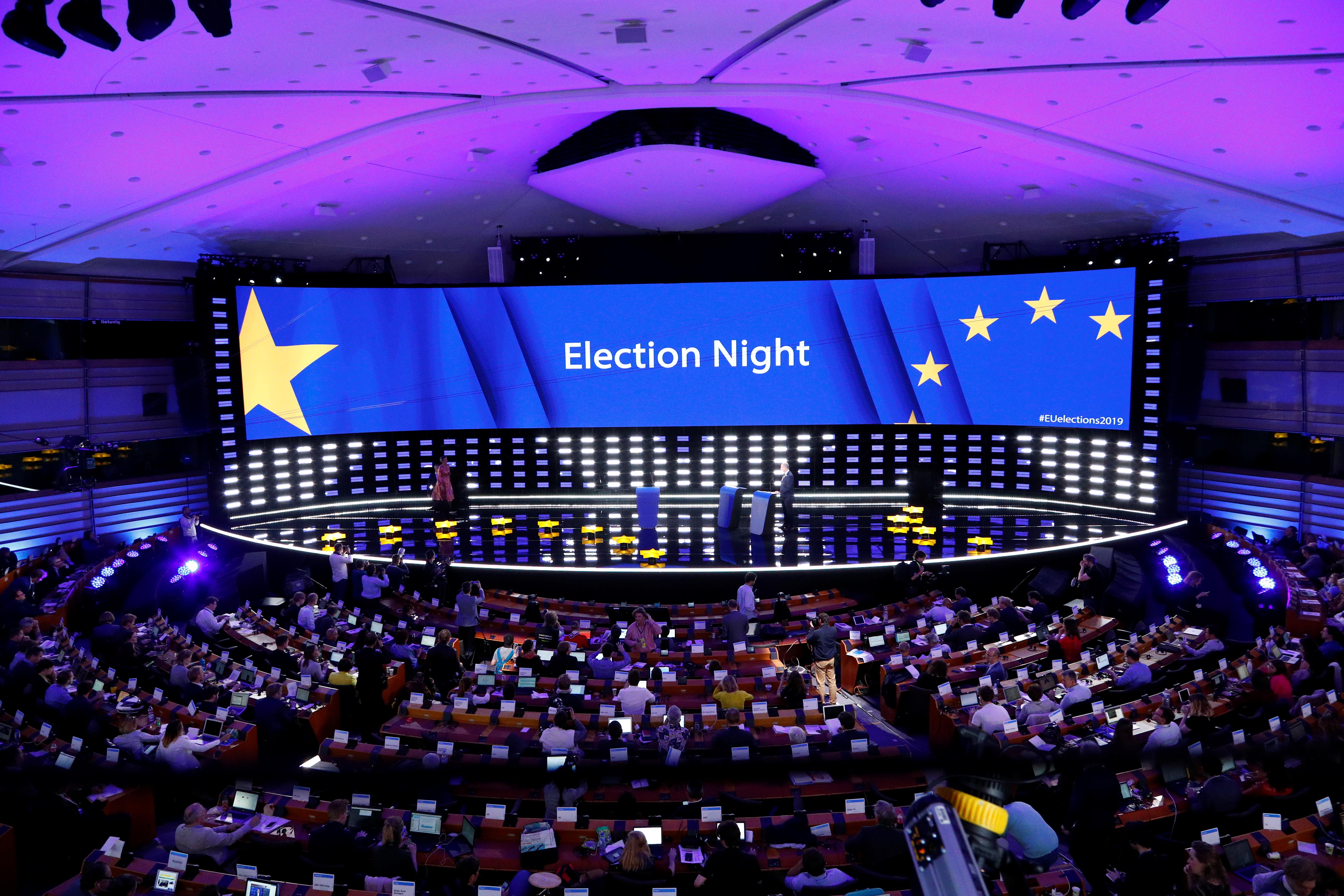 La participación en elecciones europeas fue la mayor en 20 años