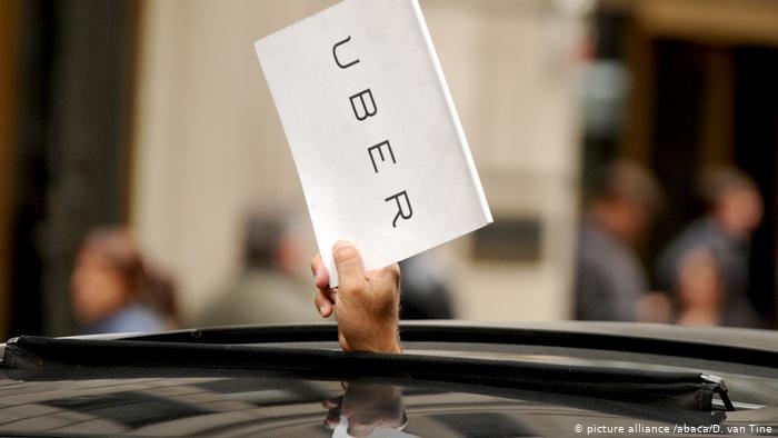 El viaje de Uber a la bolsa ya se encuentra aquí