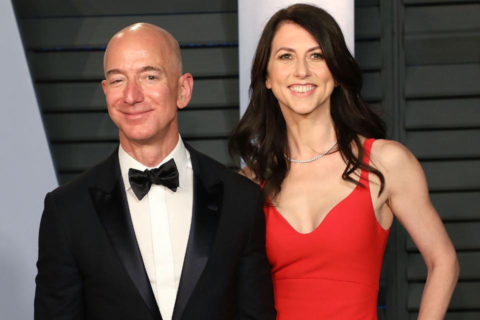 MacKenzie Bezos donará la mitad de su fortuna a la caridad