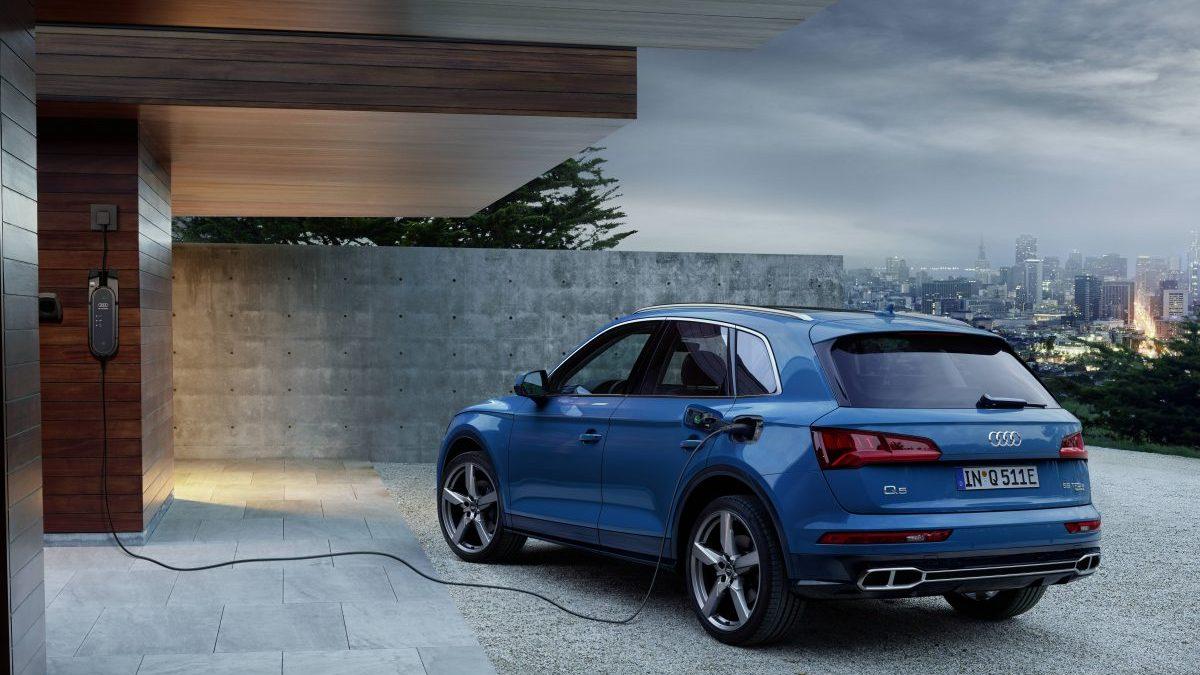 Audi fabricará el primer auto híbrido premium en México