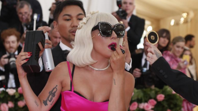Lady Gaga. Foto Reuters.